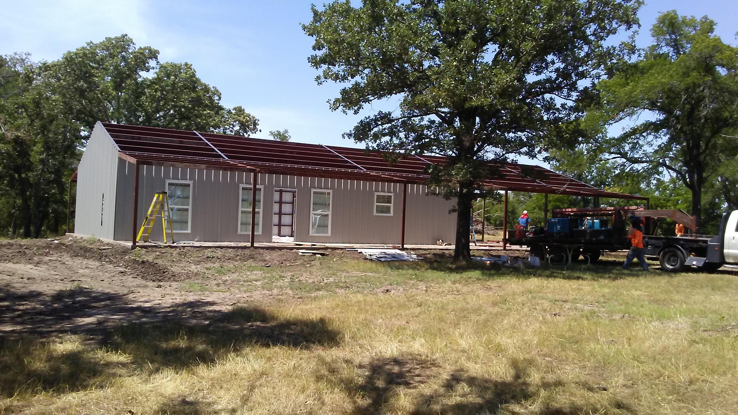 Metal Building Gallery Pioneer Steel Amp Pipe Central Texas