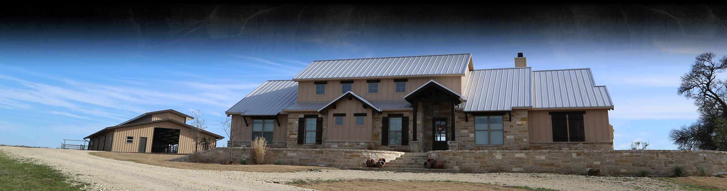 Brilliant Metal Roofing Gallery Pioneer Steel Pipe Central Texas Beutiful Home Inspiration Truamahrainfo
